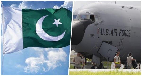 pakistan-US air force