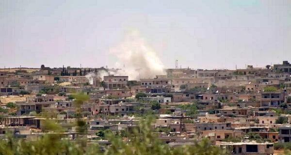 10 killed in violence in rebel-held territory in Syria
