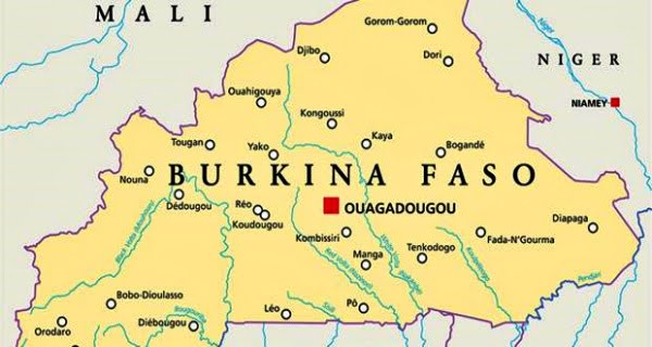 100 people killed in African country Burkina Faso