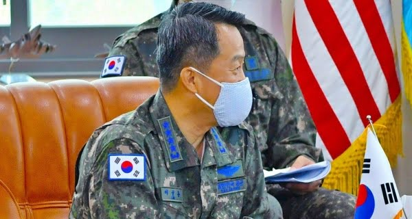 Air Force chief resigns in South Korea