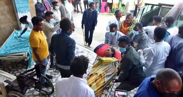 Air raid on Ethiopia's Tigre market