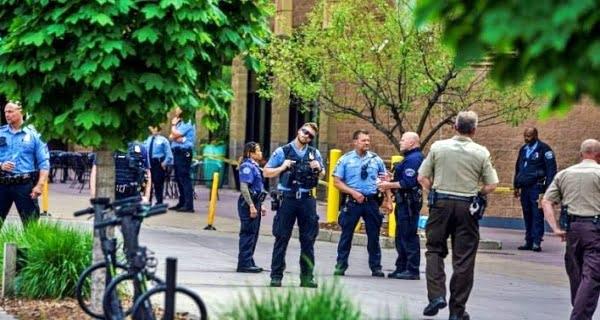 Black man killed in firing by US marshals