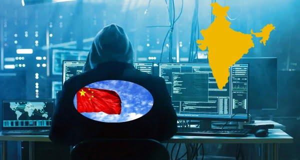 China running cyber-espionage operation against India