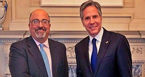 Indian-origin diplomat Atul Keshap