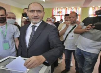 Islamist party claims victory
