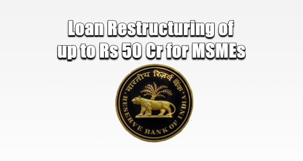 Loan Restructuring