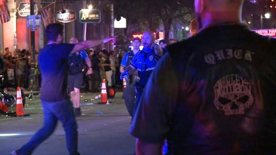 Massive shooting in Austin, USA