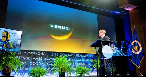 NASA announces two missions to Venus by 2030
