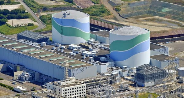 Old nuclear plants will start again in Japan