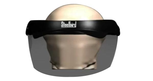 Steelbird Launches Doraemon Face Shields in India