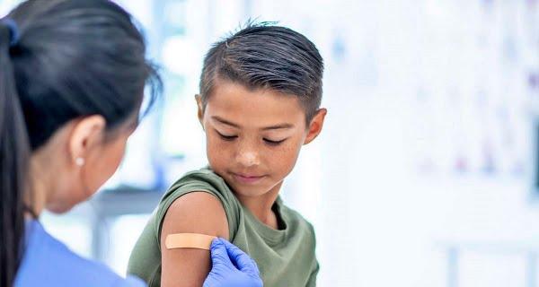 childrens vaccine