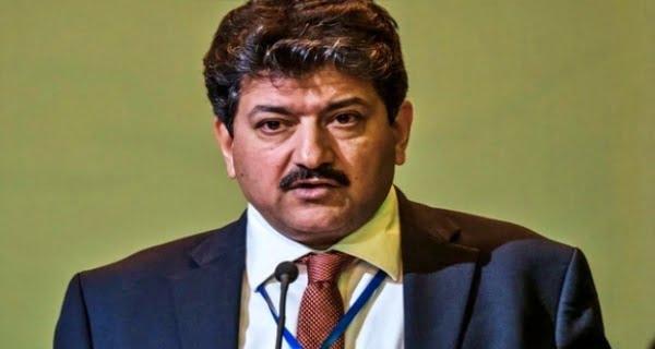 journalist Hamid Mir