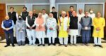 meeting with the leaders of Jammu and Kashmir