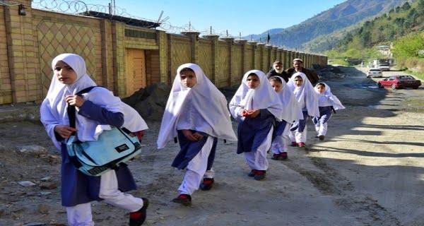 schools reopen in Pakistan