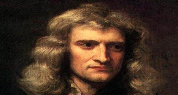 scientist Isaac Newton