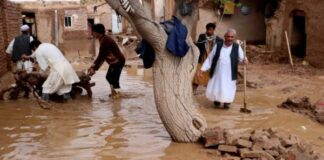 150 killed due to floods in Afghanistan