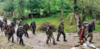 Army encounter in Pulwama