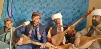 Baloch singer Wahab Ali Bugatti