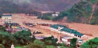 Cloudburst caused devastation in Himachal