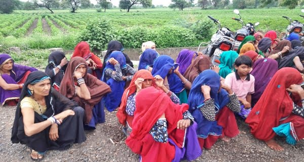 Dhar district deth soul rituals