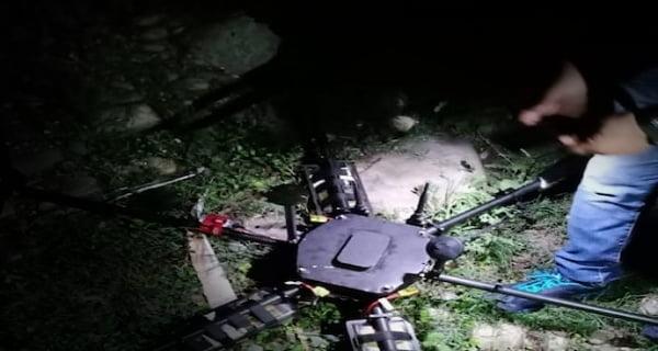 Explosive-laden Drone Shot Down in Jammu