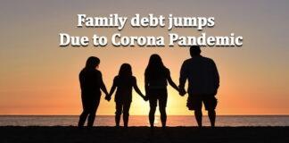 Household-level family debt