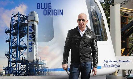 Jeff Bezos space trip