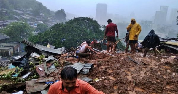 Landslide-Thane