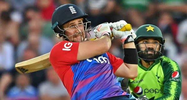 Liam Livingstone hits the longest six in cricket history