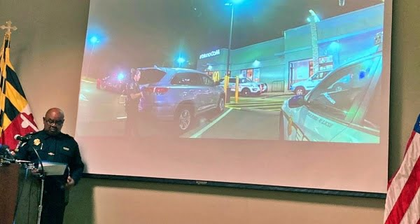 Maryland police killed 21-year-old man