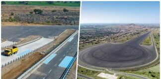 Natrax build Asia's longest high-speed track in Indore