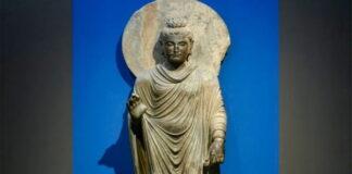 Rare Buddha statue