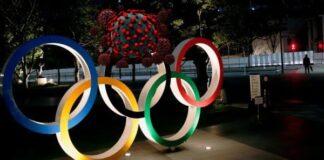 Tokyo Olympics corona