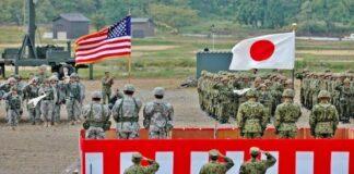 US-Japan are doing secret maneuvers