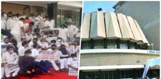 Uproar in Maharashtra Assembly