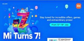 Xiaomi turns 7 years old