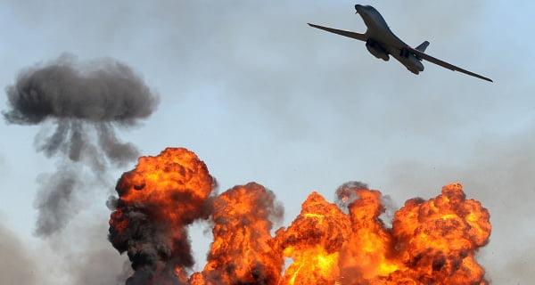 airstrike in Somalia
