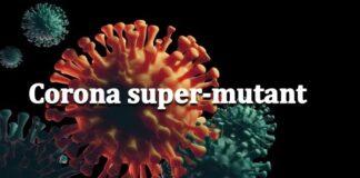 corona super-mutant