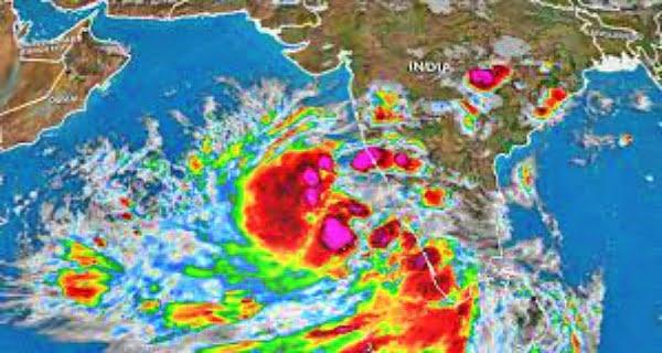 cyclones in Arabian Sea