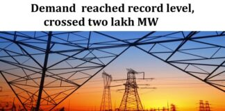 demand for electricity