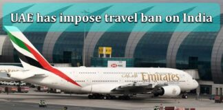 travel ban on India