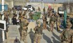 Firing near the gate of Kabul airport, chaos ensued