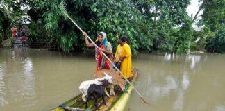 Flood situation worsens in Assam