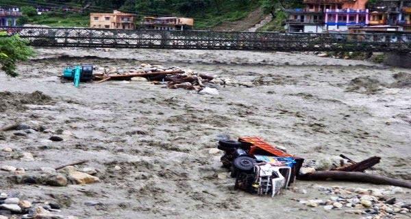 Rain havoc in Uttarakhand