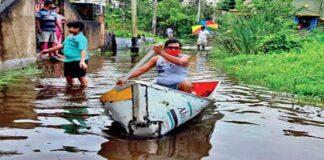 floods in bengal