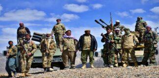 taliban attack on panjashir