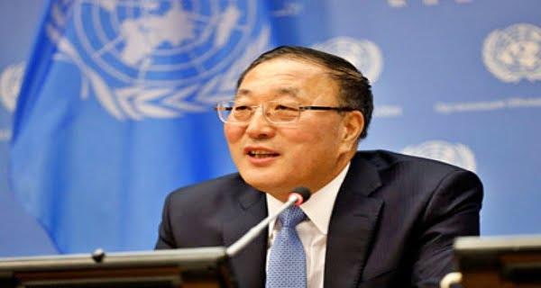 Chinese Ambassador Zhang Jun