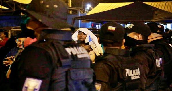 Ecuador prison clash
