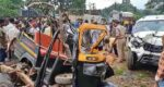 Major road accident in Bastar's Kondagaon