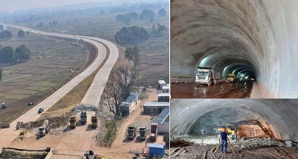 Mohania Tunnel